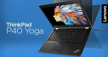 Lenovo ThinkPad P40 Yoga enthüllt – das Multigerät für Professionals