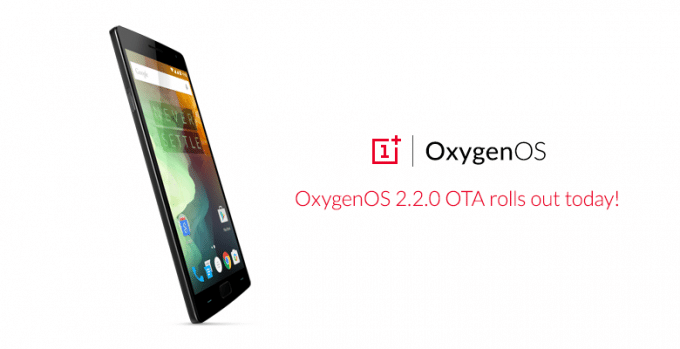 OxygenOS 2.2.0 Rollout OxygenOS OnePlus veröffentlicht OxygenOS 2.2.0 mit vielen Fehlerbeseitigungen OxygenOS 2 2 0 rollout 680x349