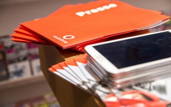 Vodafone setzt 10 Gigabyte Filesharing-Drosselung im Kabelnetz um