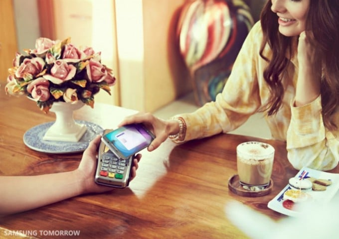 Samsung Pay wird vorangetrieben Samsung Pay Samsung Pay soll im kommenden Jahr vorangetrieben werden samsung pay wird vorangetrieben 680x480
