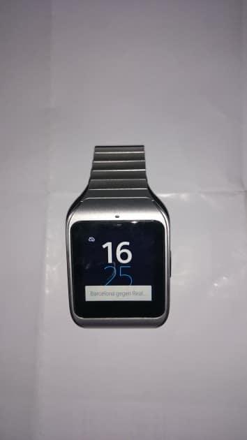 Sony Smartwatch 3 im Test sony smartwatch 3 Sony Smartwatch 3 unter der Lupe – das gewisse Etwas fehlt 2015 11 30 16