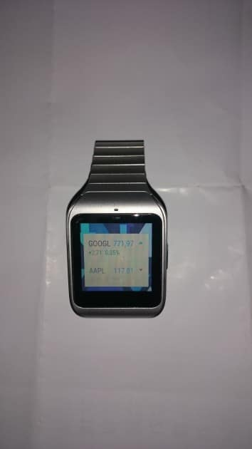 Die Sony Smartwatch 3 sony smartwatch 3 Sony Smartwatch 3 unter der Lupe – das gewisse Etwas fehlt 2015 11 30 16
