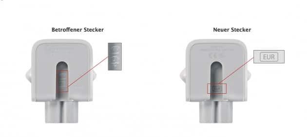 Apple ruft Stecker zurück Apple Apple tauscht Netzstecker aus – vom Mac bis hin zum iPad Apple ruft Stecker zurueck 630x282