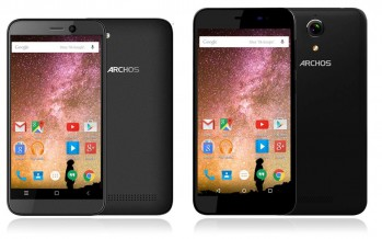 CES 2016: Archos schickt vier neue Smartphones ins Rennen