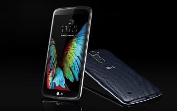 LG K-Serie kommt im Februar nach Deutschland