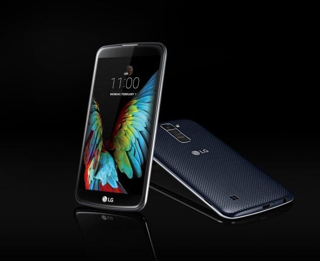 LG K10 kommt nach Europa LG K LG K-Serie kommt im Februar nach Deutschland Bild LG K Series K10 630x515