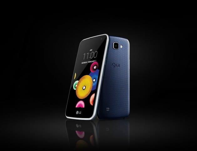 Das LG K4 ist für junge Leute gedacht LG K LG K-Serie kommt im Februar nach Deutschland Bild LG K Series K4 630x482