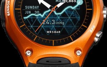 CES 2016: Casio stellt erste Smartwatch vor
