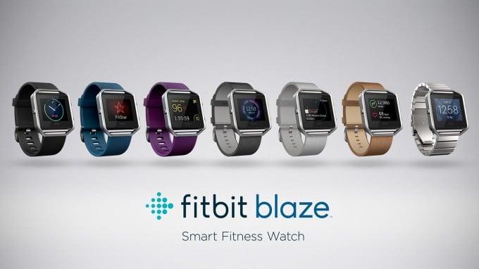 Fitbit_Blaze_Lineup FitBit CES 2016: FitBit bringt Blaze – eine Smartwatch für Sportler Fitbit Blaze Lineup 680x382