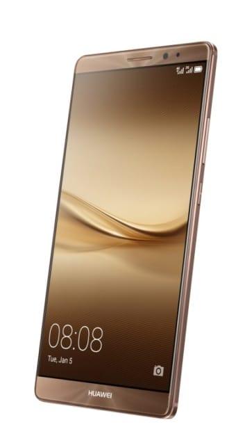 Huawei Mate 8 auf CES vorgestellt huawei CES 2016: Huawei kommt mit neuen Premium-Geräten daher Huawei Mate 8