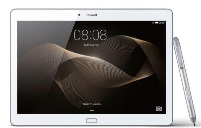 Huawei MediaPad M2 huawei CES 2016: Huawei kommt mit neuen Premium-Geräten daher Huawei MediaPad M2 680x433