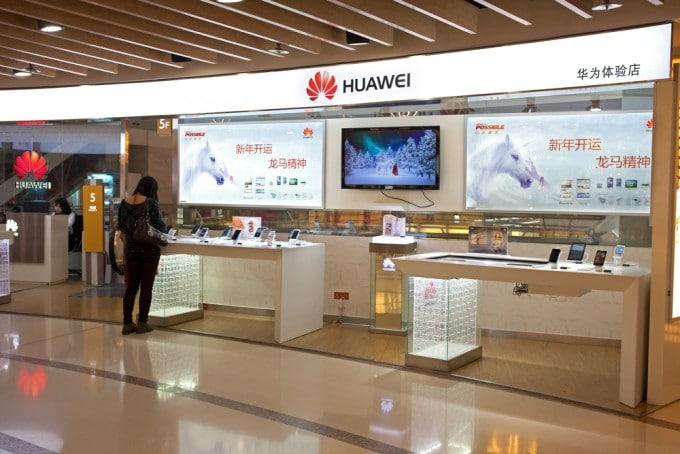 Huawei will Marktführer werden huawei Huawei CEO Richard Yu möchte Apple links liegen lassen Huawei will Marktf  hrer werden 680x454