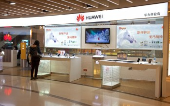 Huawei CEO Richard Yu möchte Apple links liegen lassen