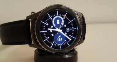 Samsung Gear S2 im Test – ein Handschmeichler der überzeugen kann