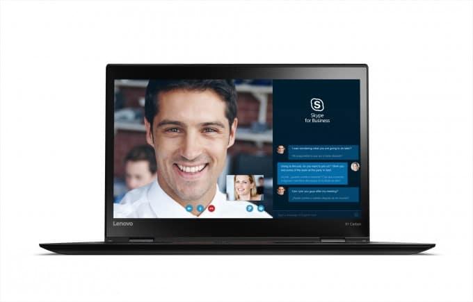 Lenovo Thinkpad X1 Carbon thinkpad x1 carbon 2015 CES 2016: Lenovo geht mit Thinkpad X1 Familie an den Start Lenovo ThinkPad X1 Carbon 680x435