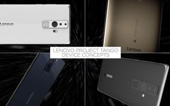 Lenovo bringt im Sommer erstes Project Tango Smartphone auf den Markt