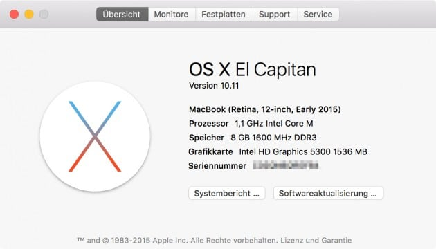 MacBook Informationen macbook Test: MacBook (2015) – der perfekte Begleiter MacBook Informationen 630x360
