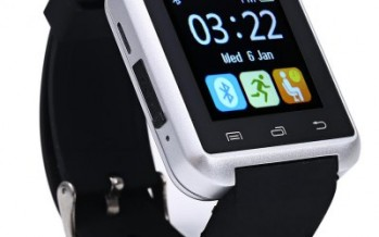 Schnäppchen-Wearable U8S Smartwatch kostet nur zehn Euro<span></noscript> </span><span style= 'background-color:#c6d2db; font-size:small;'> Anzeige</span>
