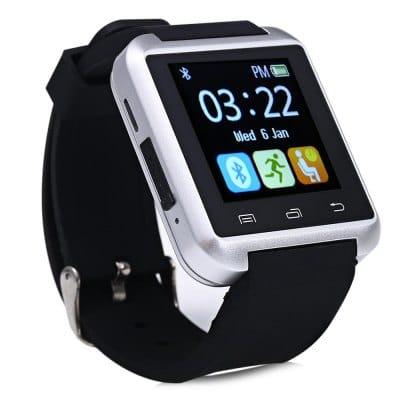 U8S Smartwatch bei Gearbest Gearbest Schnäppchen-Wearable U8S Smartwatch kostet nur zehn Euro U8S Smartwatch bei Gearbest