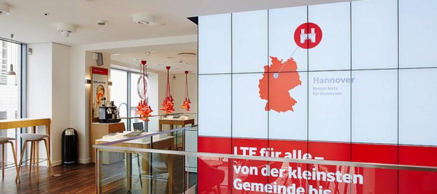 Vodafone bringt LTE zu CallYa Kunden