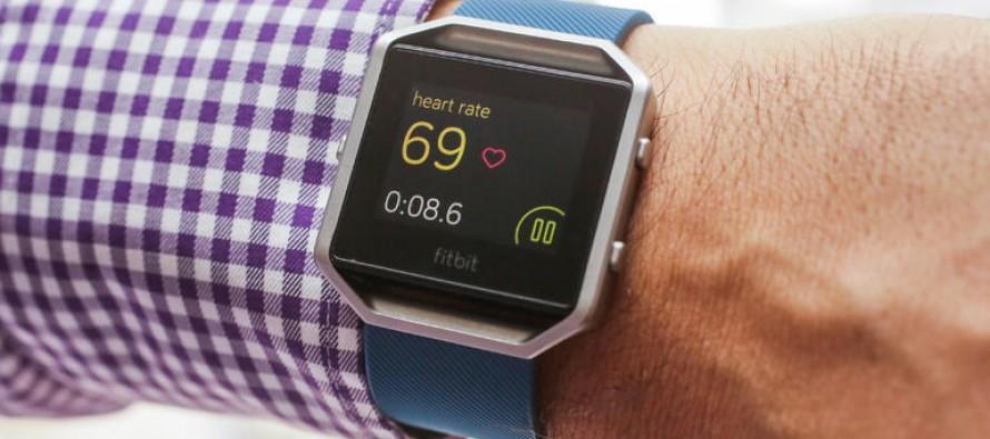 CES 2016: FitBit bringt Blaze – eine Smartwatch für Sportler