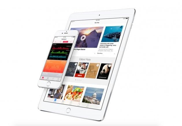 Apple iOS 9.3 in Beta Apple Apple spendiert iOS 9.3 einen Nachtmodus und weitere neue Funktionen iOS 9 3 in beta 630x435