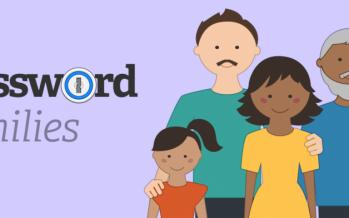 Agilebits führt Familien-Abonnement für 1Password ein
