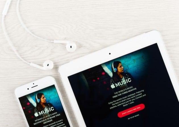 Apple Apple plaudert über interessante Zahlen – mehr Apple Music Abos als angenommen Apple gibt interessante Zahlen preis 630x446