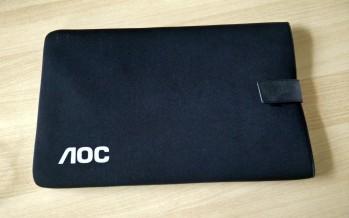 AOC myConnect E1759FWU im Test – ein mobiler Monitor, der überzeugen will
