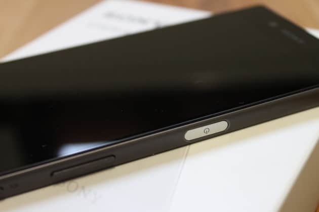 Der Fingerabdrucksensor des Sony Xperia Z5 ist einfach umwerfend sony xperia z5 Sony Xperia Z5 getestet – Sony im Pixelwahn IMG 7382 630x420
