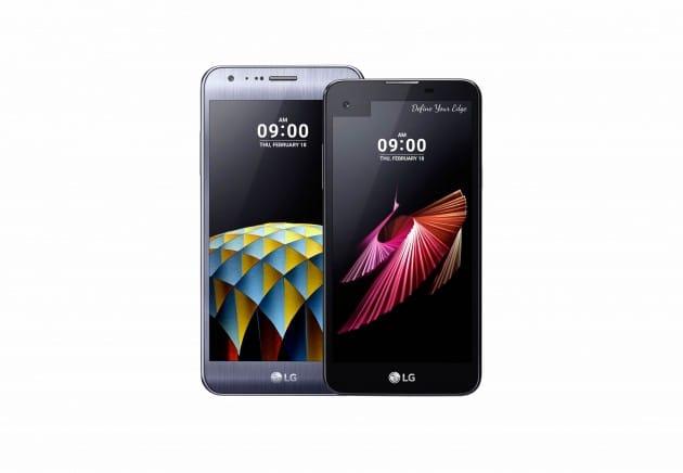 LG X Serie gezeigt LG X MWC 2016: LG lüftet Geheimnis der neuen X-Serie LG X Serie gezeigt 630x436