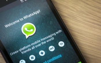 WhatsApp zählt eine Milliarde monatliche Nutzer
