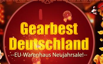 Neujahr-Sale bei Gearbest<span></noscript> </span><span style= 'background-color:#c6d2db; font-size:small;'> Anzeige</span>