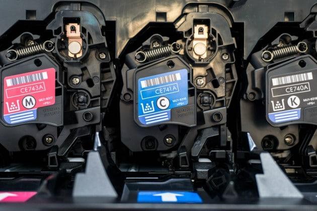 Druckerpatrone eines Toners Laser-Drucker Laserdrucker – Wie sieht es im Gehäuse aus? tl6781 Fotolia 630x420