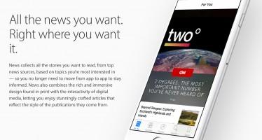 Apple News wird bald für alle Publisher freigeschaltet