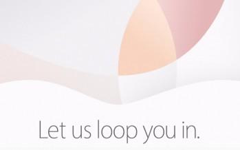 Gerüchte bestätigt: Apple lädt zu nächstem Event Ende März ein