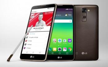 LG bringt neue Edition des LG Stylus 2 nach Deutschland