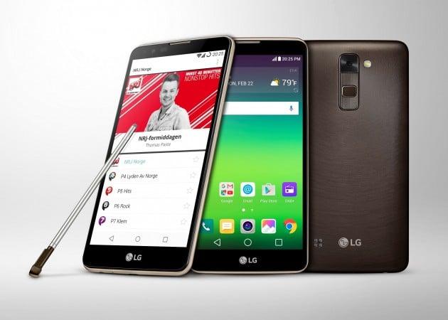 lg Exklusiv: LG im Interview – nicht jeder will ein Flaggschiff, Modularität ist zweitrangig Bild LG Stylus2 DAB 630x450
