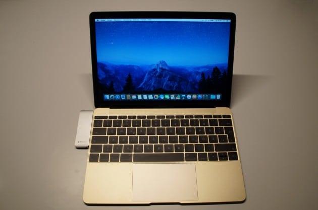 MacBook und StilGut Hub stilgut Getestet: StilGut USB-C Hub – Anschlussvielfalt für dein MacBook MacBook und StilGut Hub 630x417