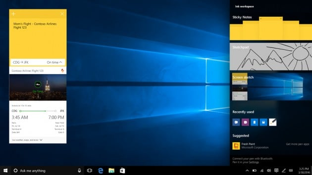 Microsoft stellt Windows 10 Update vor windows 10 Windows 10 Anniversary Update kommt im Sommer Microsoft stellt Windows 10 Update vor 630x354