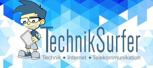 TechnikSurfer wird aufgehübscht techniksurfer TechnikSurfer in neuem Branding und App-Updates sind da Retina Wallpaper 630x281