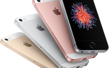 Geschrumpftes iPhone präsentiert – das iPhone SE auf dem Weg zur Mittelklasse