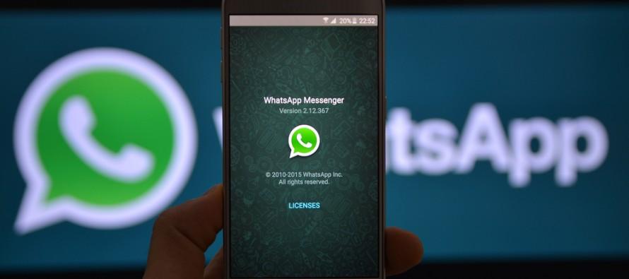 WhatsApp bekommt Facelift