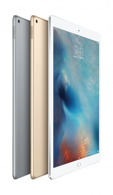 Das kleine iPad Pro ist da ipad pro Apple zeigt kleines iPad Pro iPadPro 34 AllColors iOS9 LockScreen PRINT 367x630