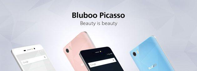 Gearbest reduziert Bluboo Picasso gearbest Gearbest und der Smartphone-Wochenenddeal 1457575725389050 630x228