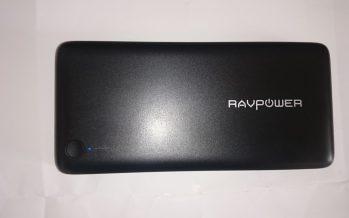 RAVPower 20.100 mAh unter der Lupe – Riesenakku mit Abzug