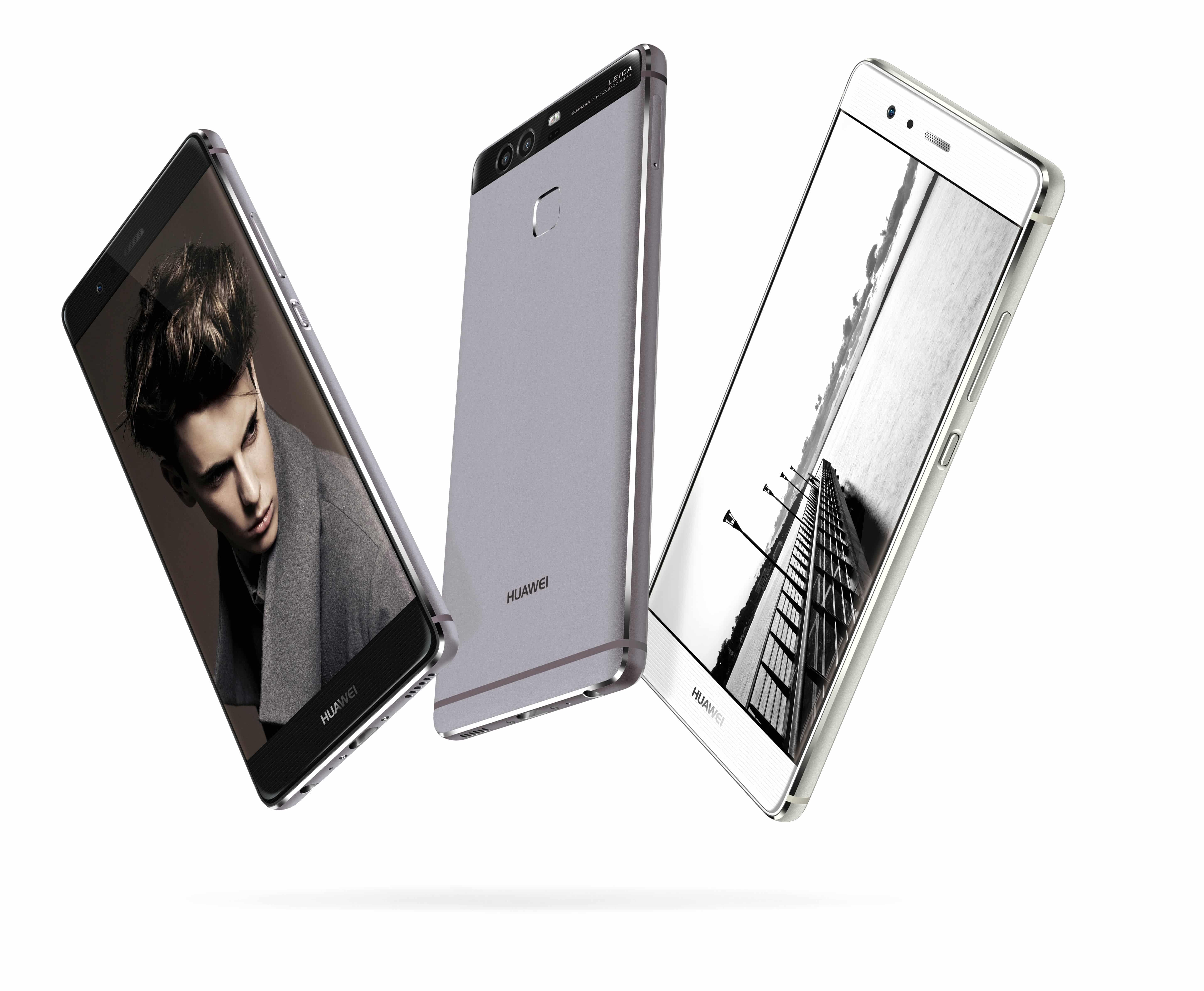 Huawei P9 vorgestellt Huawe P9 vorgestellt