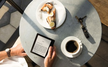 Amazon bringt Kindle Oasis an den Start – teuerster eBook Reader kommt