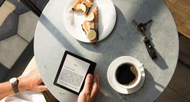 Amazon bringt Kindle Oasis an den Start – teuerster eBook Reader kommt