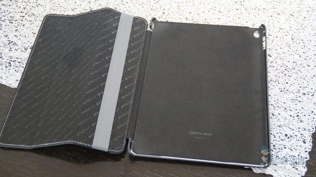 StilGut Couverture mit seitlichem Rahmen stilgut couverture Test: StilGut Couverture iPad Pro 9.7 Zoll – eine gute Alternative StilGut Couverture mit seitlichen Rahmen 630x354
